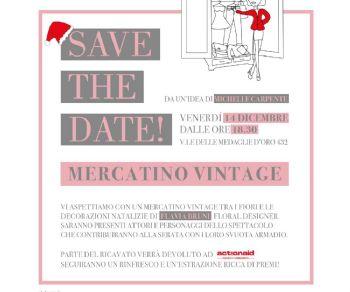 Fiere - Michelle Carpente organizza un Mercatino Vintage