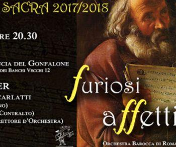 Concerti - Concerto di Pasqua dei Furiosi Affetti