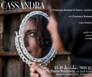 Spettacoli: Io, Cassandra