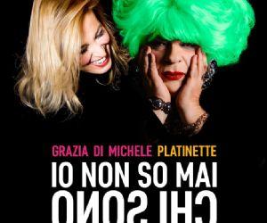 Un recital con Grazia Di Michele e Platinette