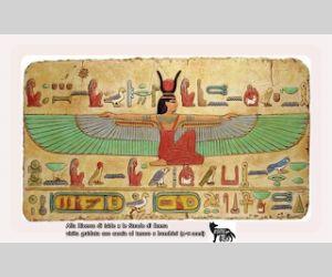 Bambini e famiglie - Il mistero della Dea Iside e degli antichi Egizi