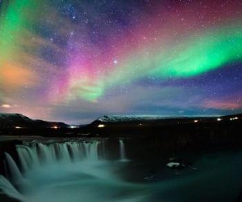 Locandina: Aurora Boreale