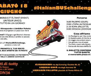 Libri: Italian Bus Challenge
