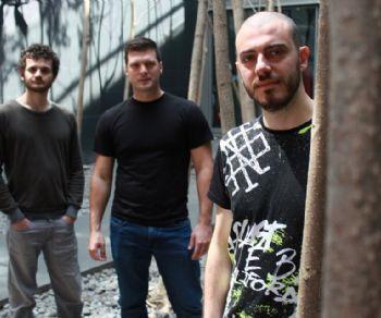 Concerti - Jacopo Ferrazza trio [Theater]