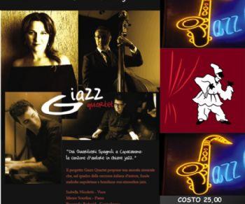 Spettacoli - Jazz In Salotto