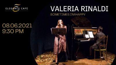 Locali - VALERIA RINALDI - PIANO E VOCE JAZZ DUO