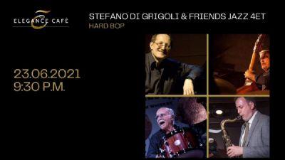 Locali - STEFANO DI GRIGOLI & FRIENDS JAZZ 4ET