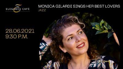 Locali - MONICA GILARDI SINGS HER BEST LOVED