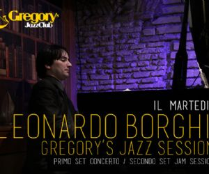 Gregory's Jazz Session