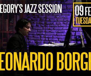 Locali: Leonardo Borghi - Gregory's Jazz Session