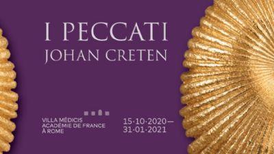 """Mostre - """"I Peccati"""" di Johan Creten"""