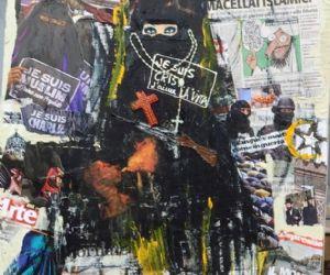 """Lancio ufficiale del """"Progetto Fondazione Scarpe Rosse"""" contro la violenza sulle donne e ogni forma di terrorismo, in mostra le opere di denuncia dell'artista Tara"""