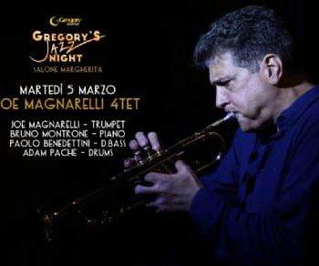 Locali - Gregory's jazz night: Joe Magnarelli 4 TET