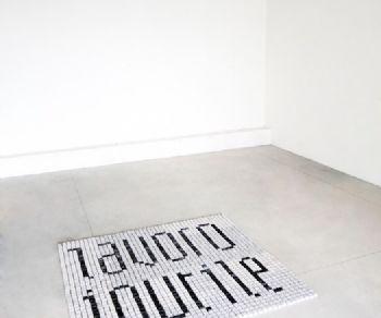 Gallerie - Jonathan Vivacqua - Lavoro inutile