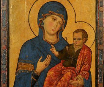 Mostre - Filippo Rusuti e la Madonna di San Luca in Santa Maria del Popolo