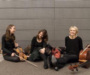 Dialoghi della Antica & Moderna Musica - Kaaås Trio a Roma