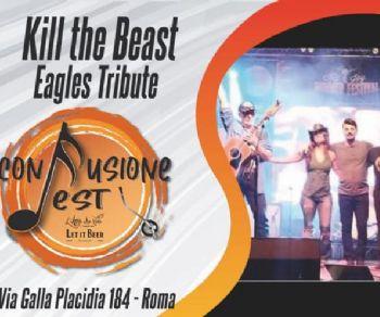 Locali: Kill The Beast (tributo agli Eagles)