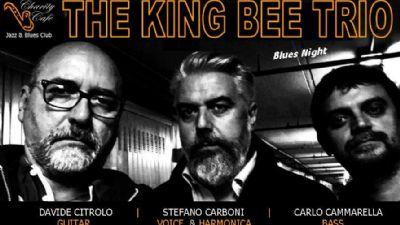Locali - The King Bee trio in concerto