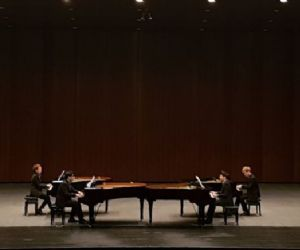 Concerti: Ensemble Klavier in concerto