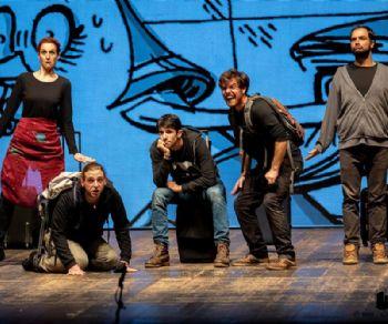 Spettacoli: Kobane Calling on stage