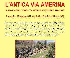 Visite guidate - L'antica via Amerina