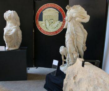 Mostre - L'arte di salvare l'arte. Frammenti di storia d'Italia