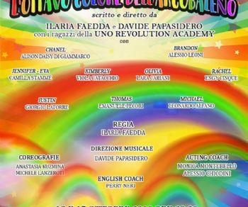 Spettacoli - L'ottavo colore dell'arcobaleno