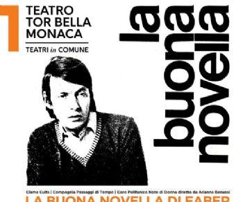 Concerti - La Buona Novella di Faber