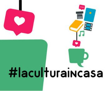 Altri eventi: #laculturaincasa dal 15 al 17 maggio