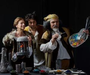 Spettacoli: La famiglia Rembrandt sconfitta dai tulipani