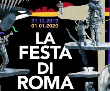 Capodanno - La Festa di Roma 2020