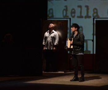 Spettacoli - La Giornata della Memoria a teatro