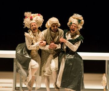 Spettacoli - La Locandiera di Carlo Goldoni