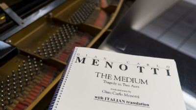Spettacoli: La Medium
