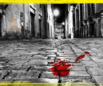 Locandina evento: Il tour delle scene del crimine a Roma