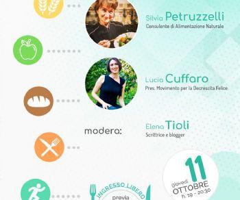 Conferenza sulla sana alimentazione