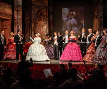 Spettacoli - La Traviata