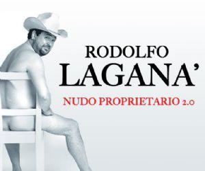 Rodolfo Laganà approda al Teatro Marconi