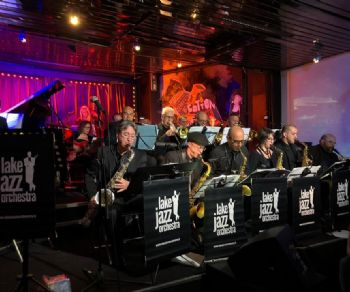 Locali - Lake Jazz Orchestra in concerto