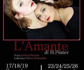 Spettacoli - L'amante di H. Pinter