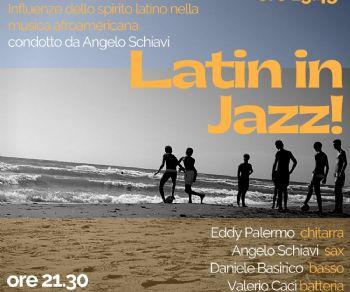 Rassegne: Racconti di Jazz + Live 4et