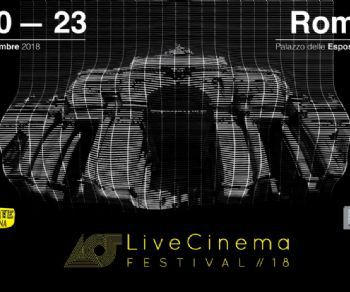 Festival - Live Cinema Festival 2018