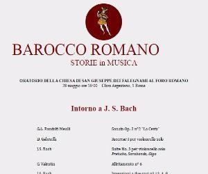 Concerti: Le storie di Barocco Romano