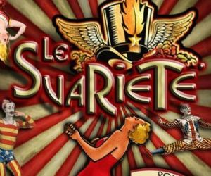 Rassegna di cirque nouveau, teatro e varietà contemporaneo