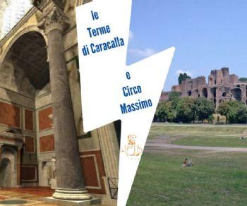 Visite guidate: Le Terme di Caracalla e il Circo Massimo