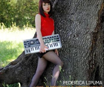 Federica Lipuma in concerto al Charity Café