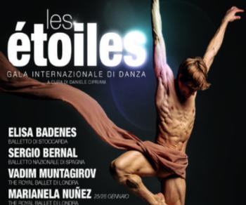 Spettacoli - Daniele Cipriani e Les Étoiles 2020