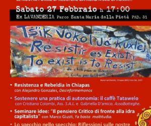 Presentazione del libro presso LettereCafé Rebelde