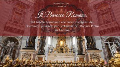 Appuntamenti virtuali: Il Barocco Romano