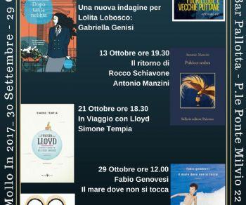 Rassegne - LibriaMollo in 2017